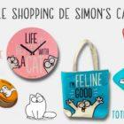 Cadeaux chat Simon's Cat