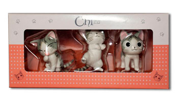 "Box de figurines Chi ""Bonheur"""