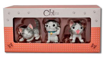 """Box de figurines Chi """"Manekineko"""""""