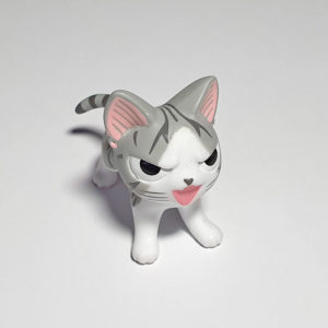 Figurine Chi en colère