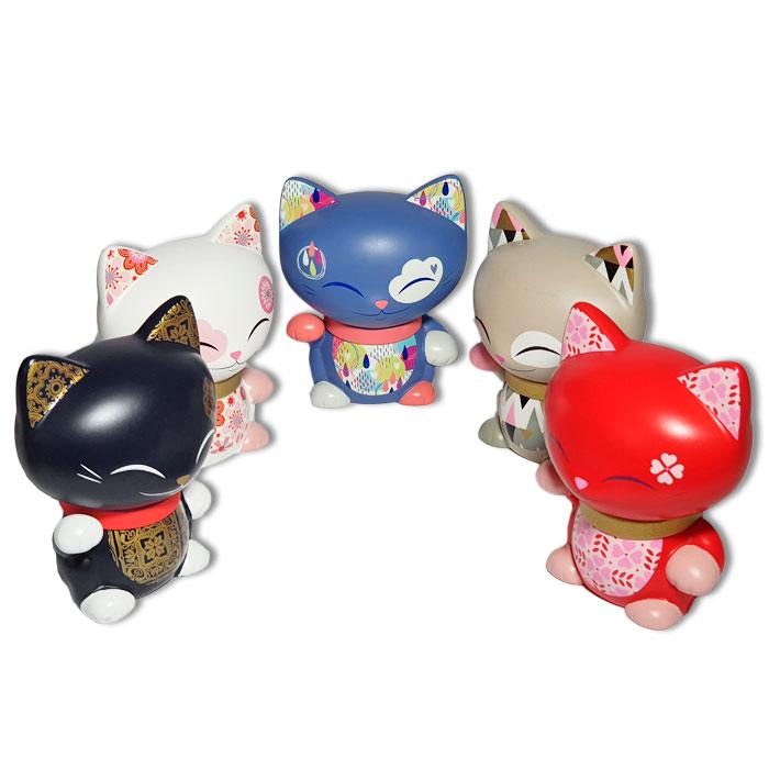 Idées cadeaux : Figurines Mani the Lucky Cat